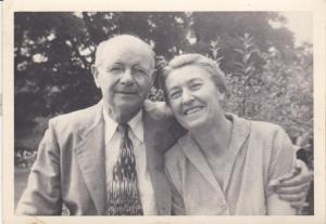 Ralph and Hazel Hughes
